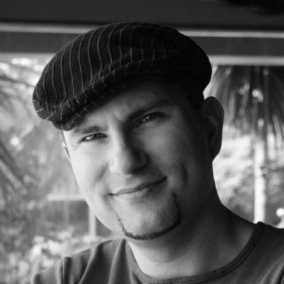 Markus Väth Headshot