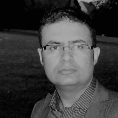 مروان الغفوري  Headshot