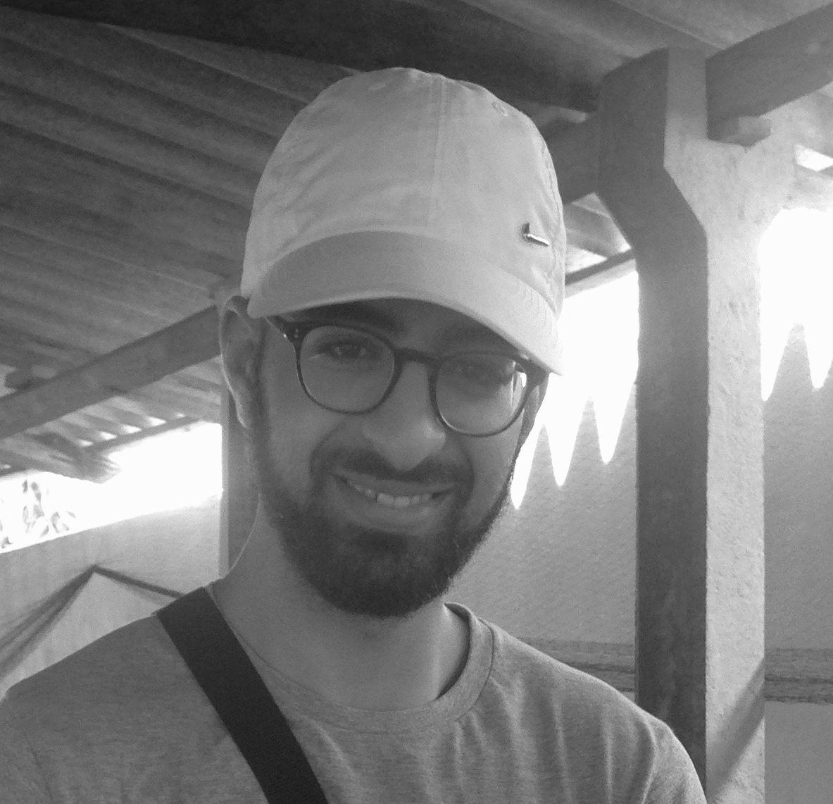 مروان حراز Headshot
