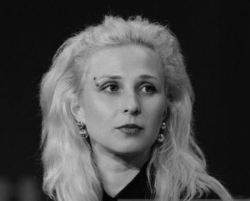 Masha Alekhina Headshot