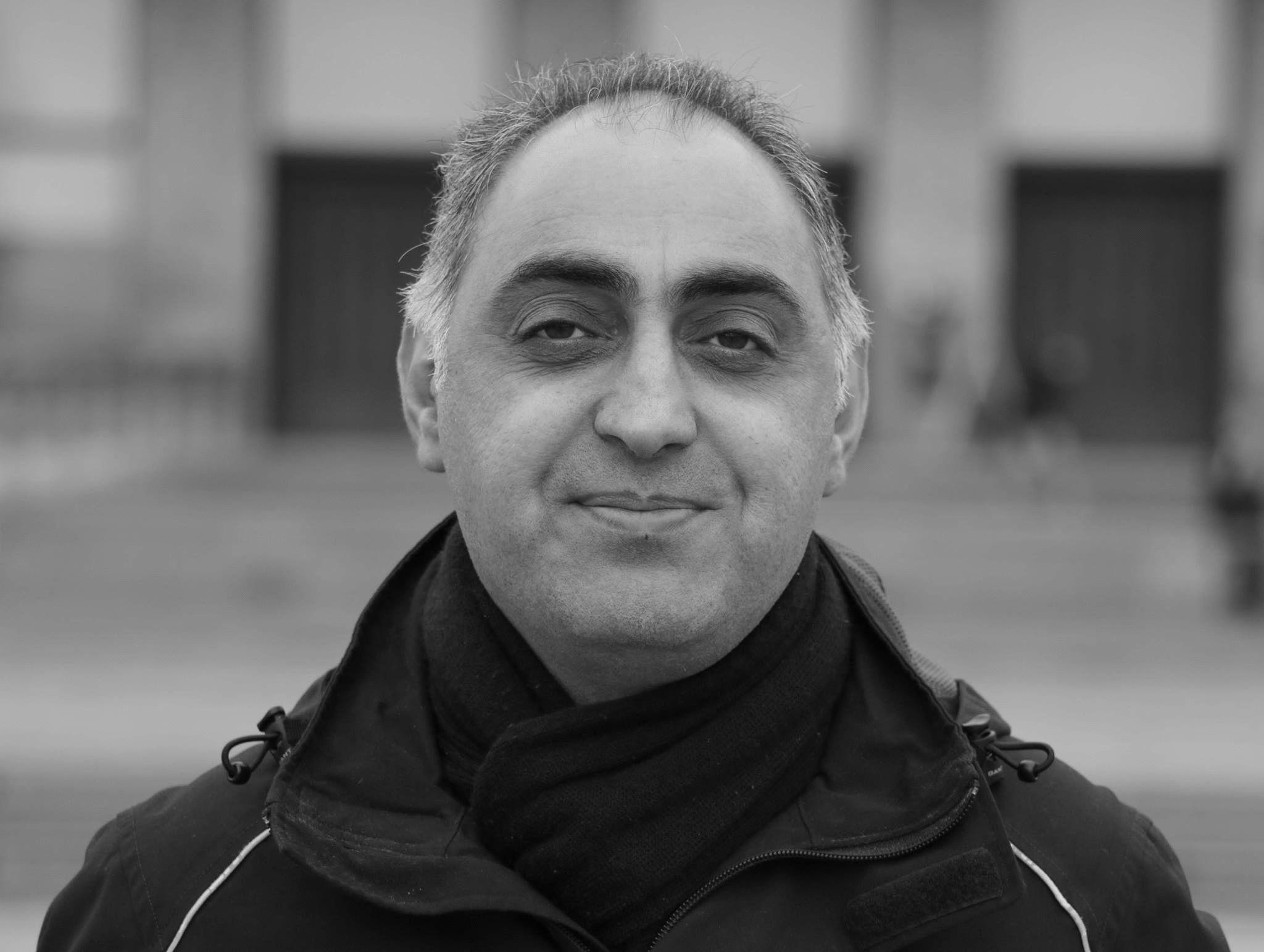 مسعود عكو Headshot