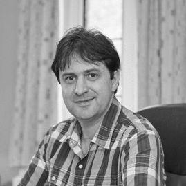 Dr. Matthias Dörrzapf  Headshot