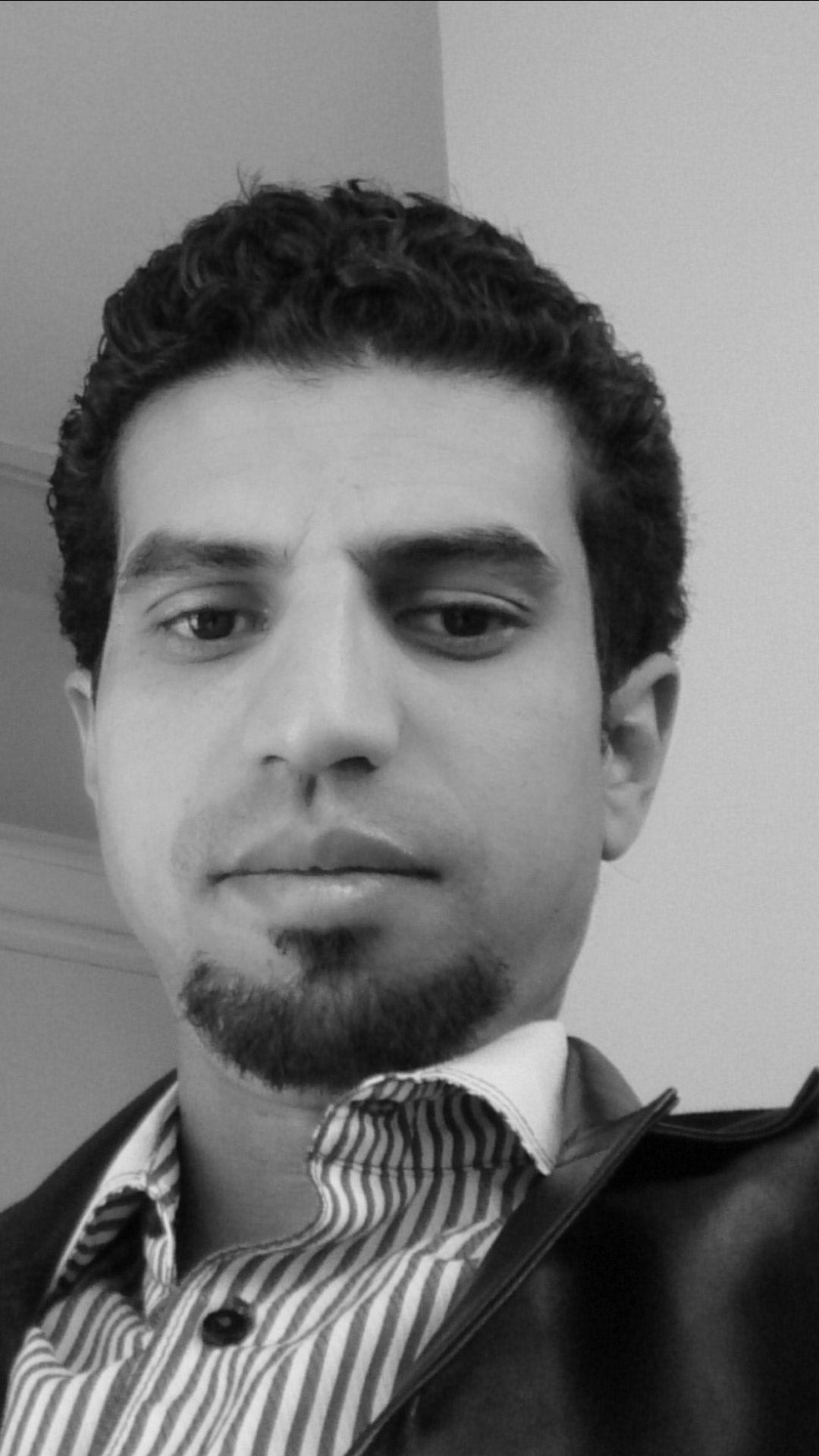 محمد ابعجبان Headshot