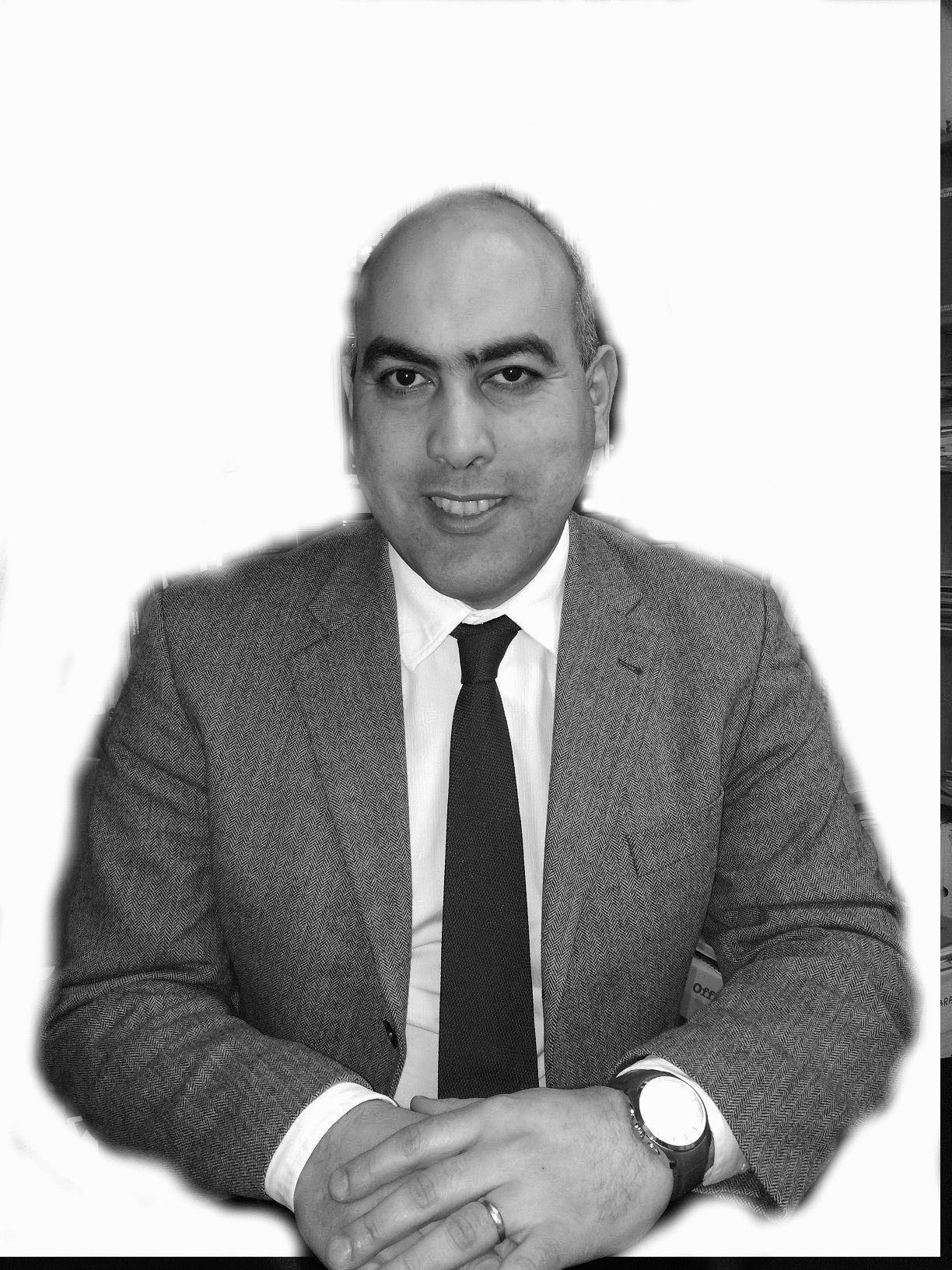 Megherbi Fayçal Headshot