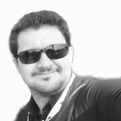 Mehdi Alioui Headshot