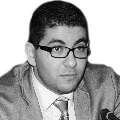 Mehdi Bensaïd Headshot
