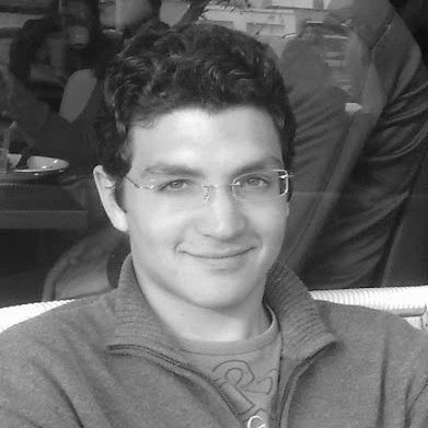 Mehdi Louati Headshot