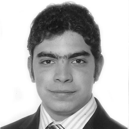 Mehdi Rais Headshot