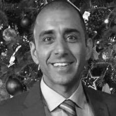 Mehdy Ghannad Headshot