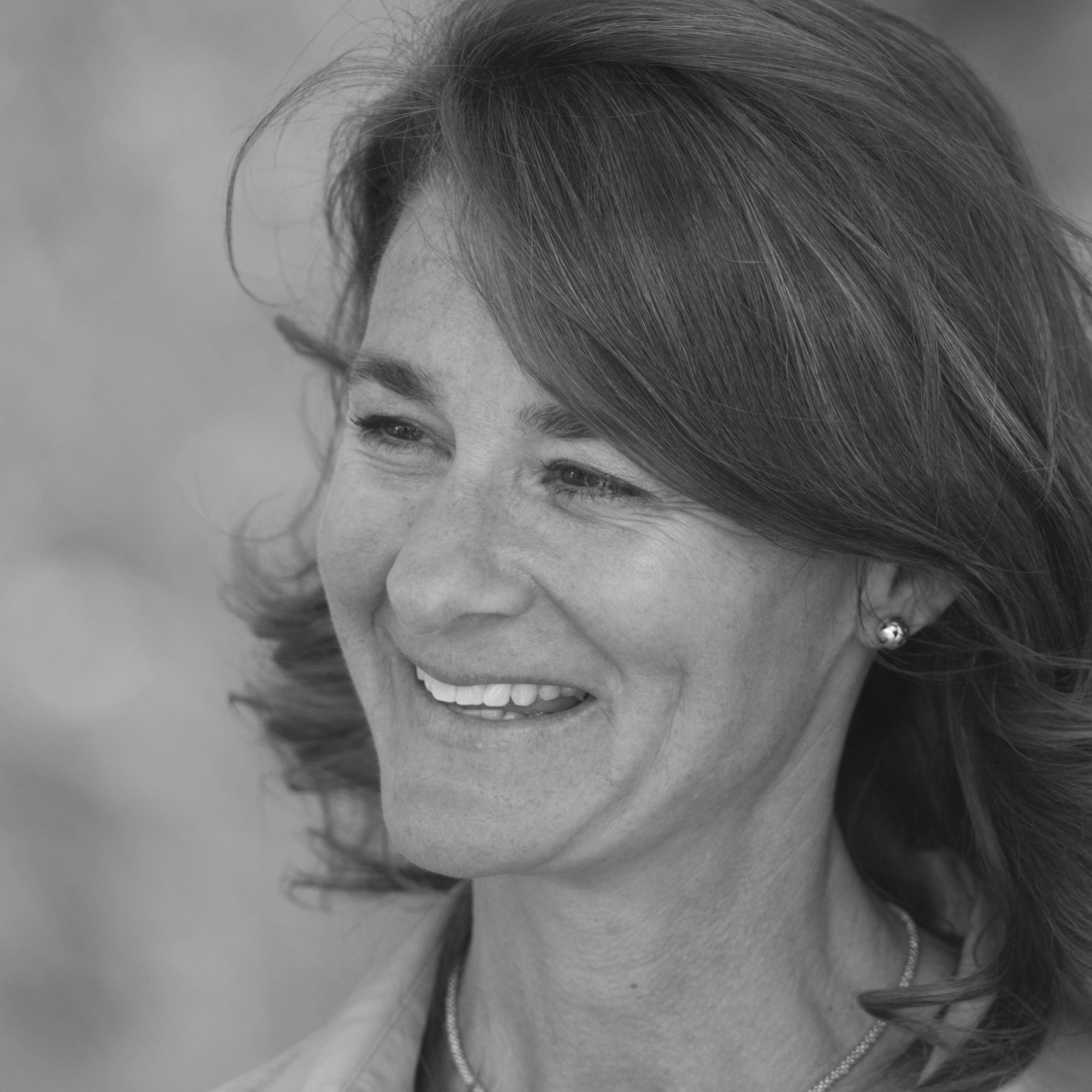 Melinda Gates Headshot