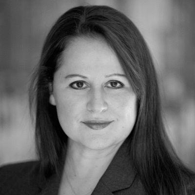 Melissa Terzis Headshot