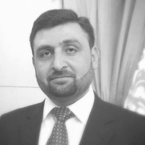 محمد حسان شموط  Headshot