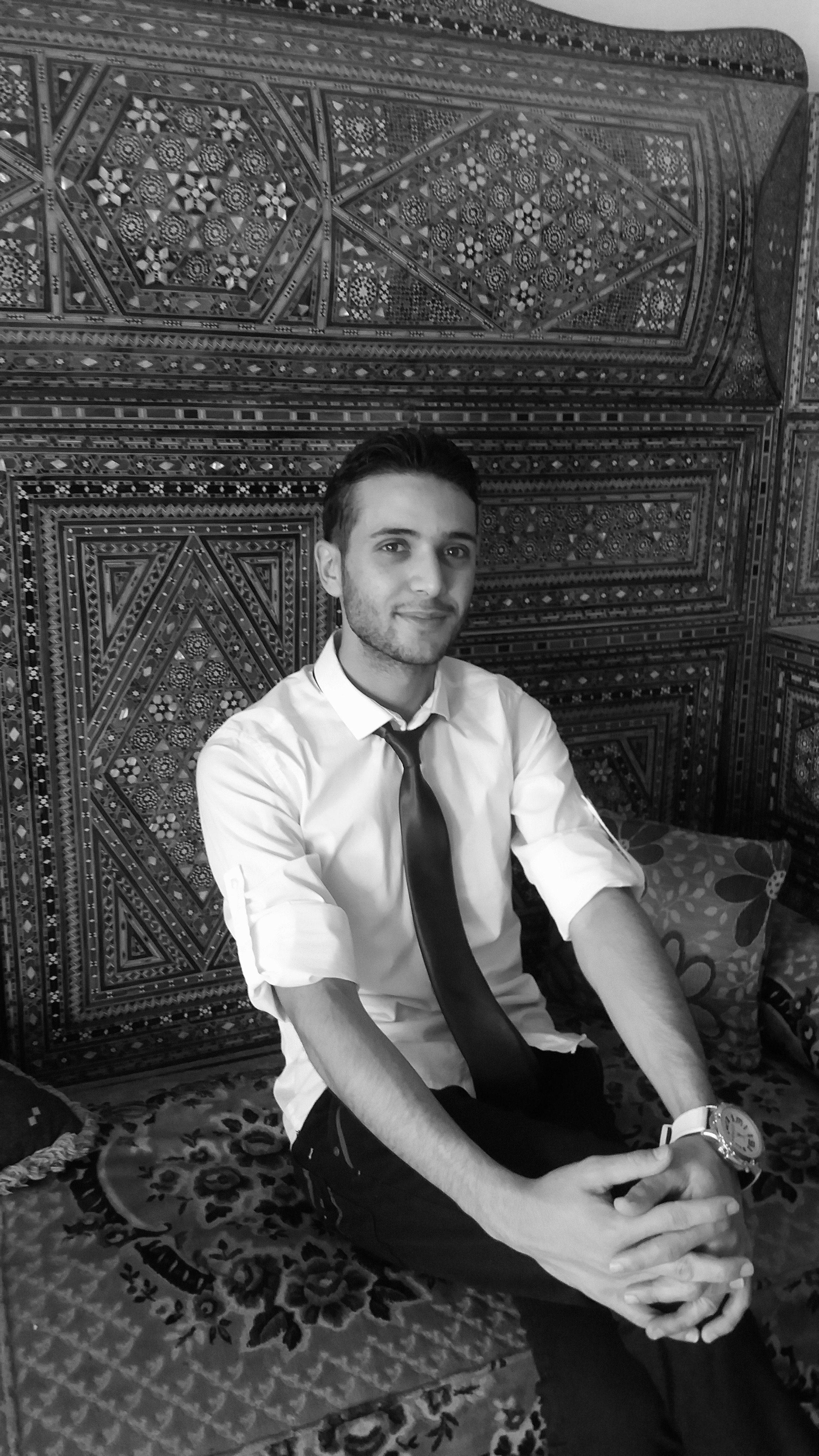 محمود طعمة Headshot
