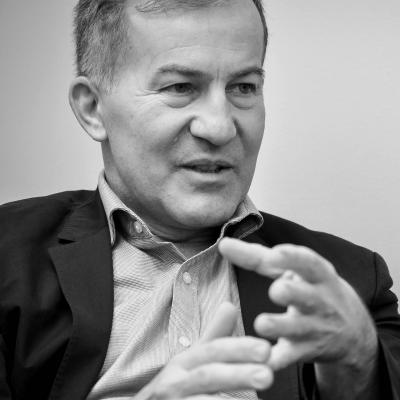 Michael Bociurkiw Headshot