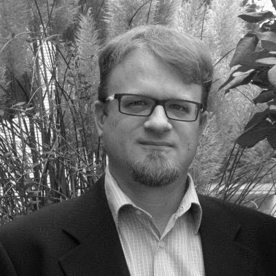Dr. Michael Egger Headshot