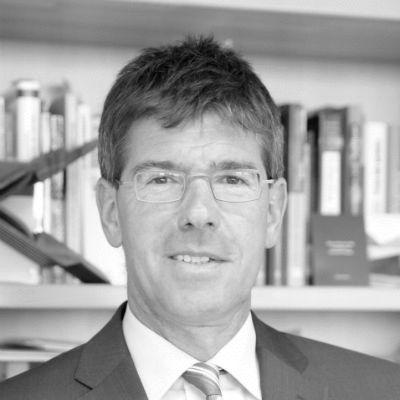 Prof. Dr. Michael Jäckel Headshot