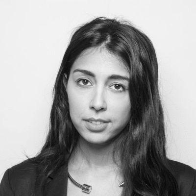 Michelle Persad Headshot