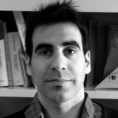 Mike Medeiros Headshot