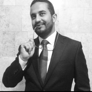 Moez Hammami Headshot