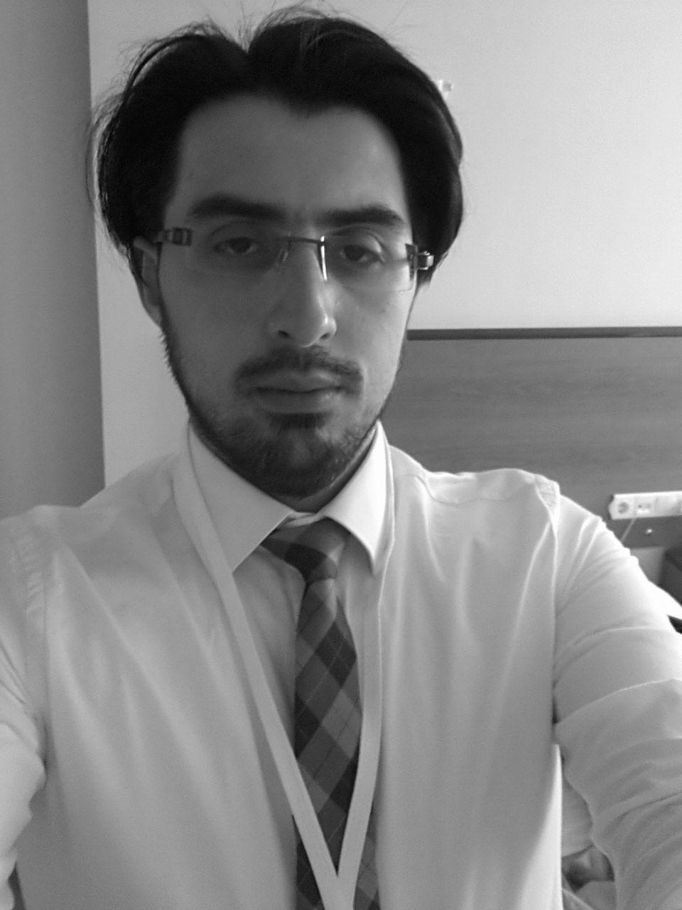 محمد صديق بن عبد الحميد Headshot