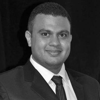 محمد عبد الغني  Headshot