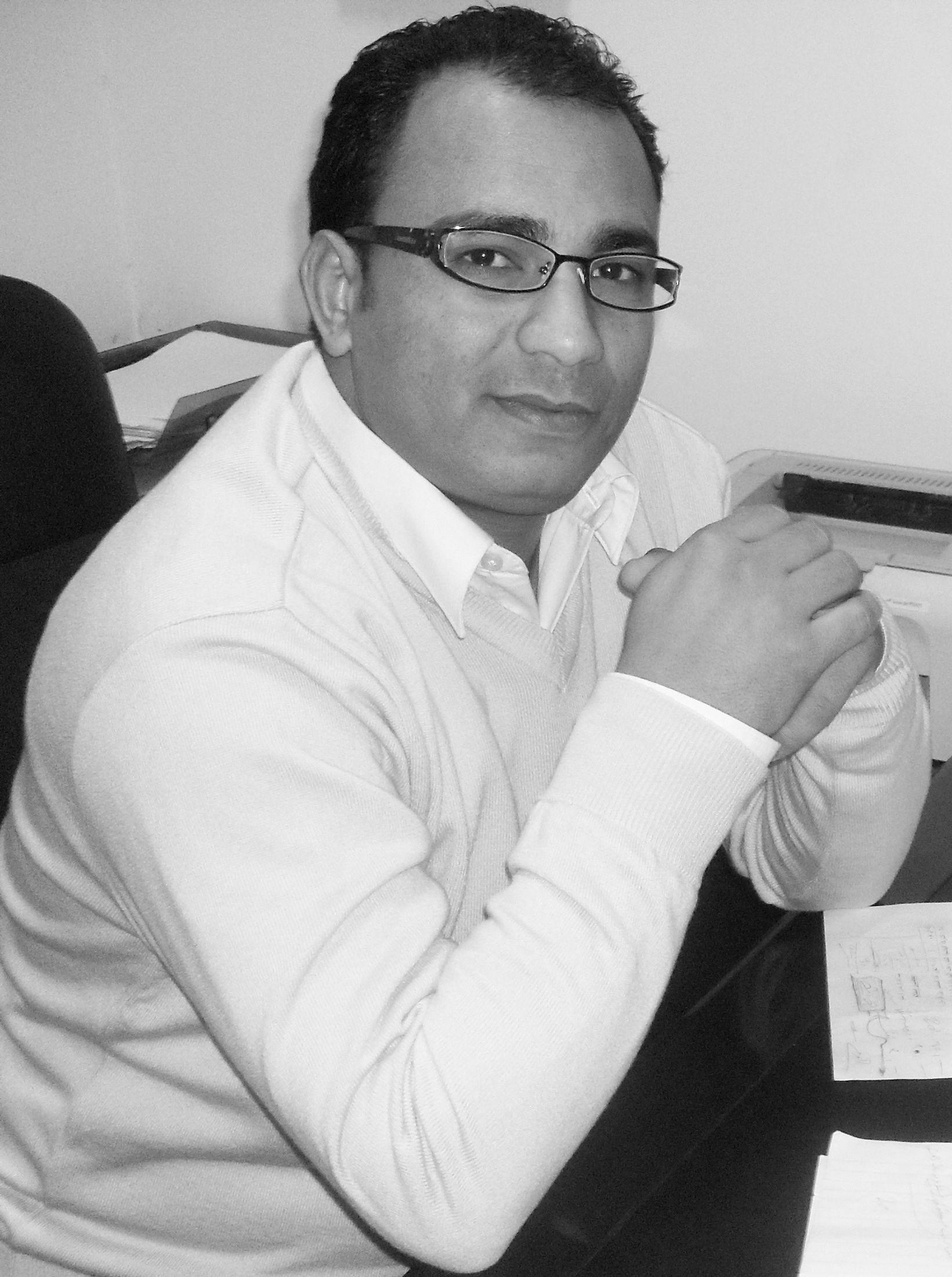 محمد أبو عالية Headshot