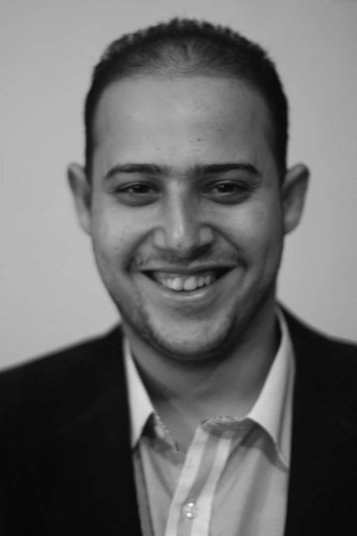 محمد علاء الدين  Headshot