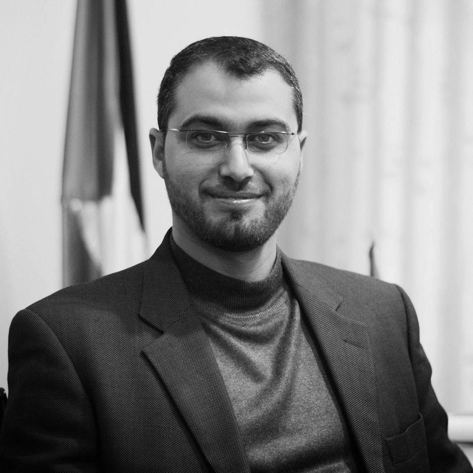 محمد عوده الأغا Headshot
