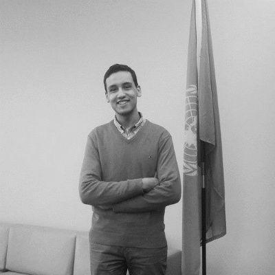 محمد محمود القذافي Headshot