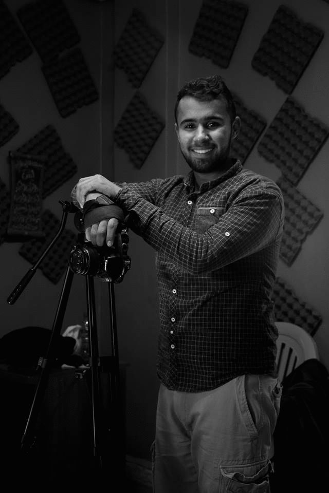 محمد عواد النعيمات  Headshot