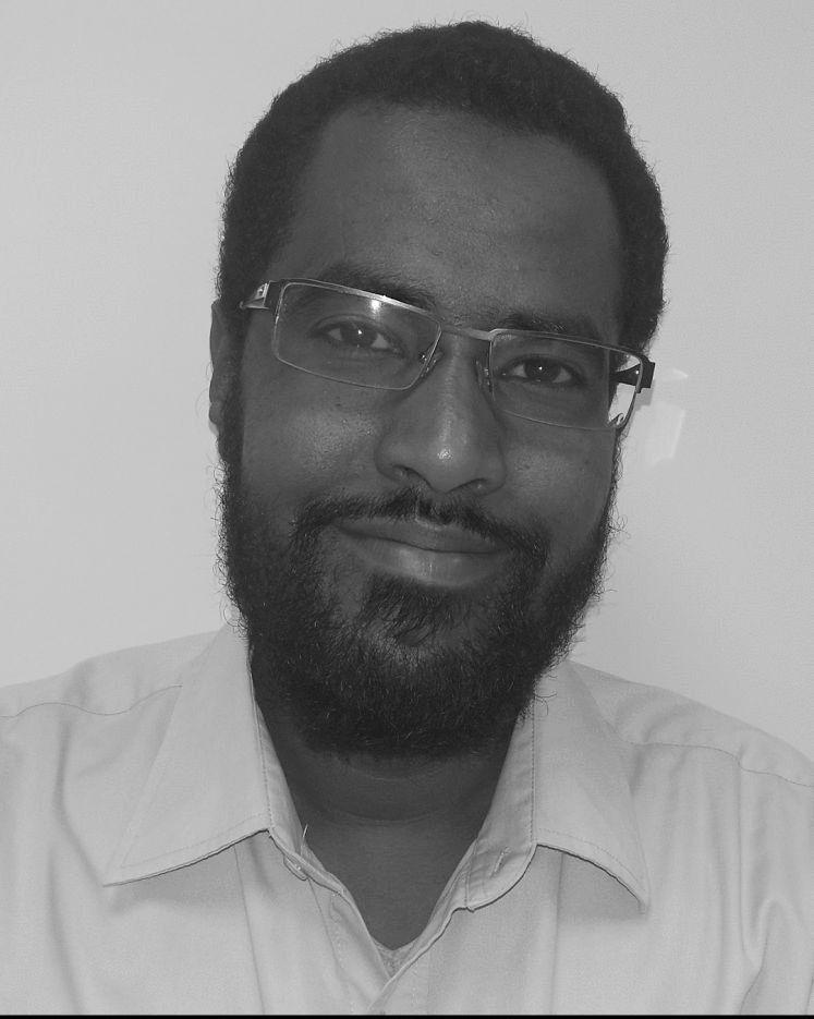 محمد بابكر Headshot