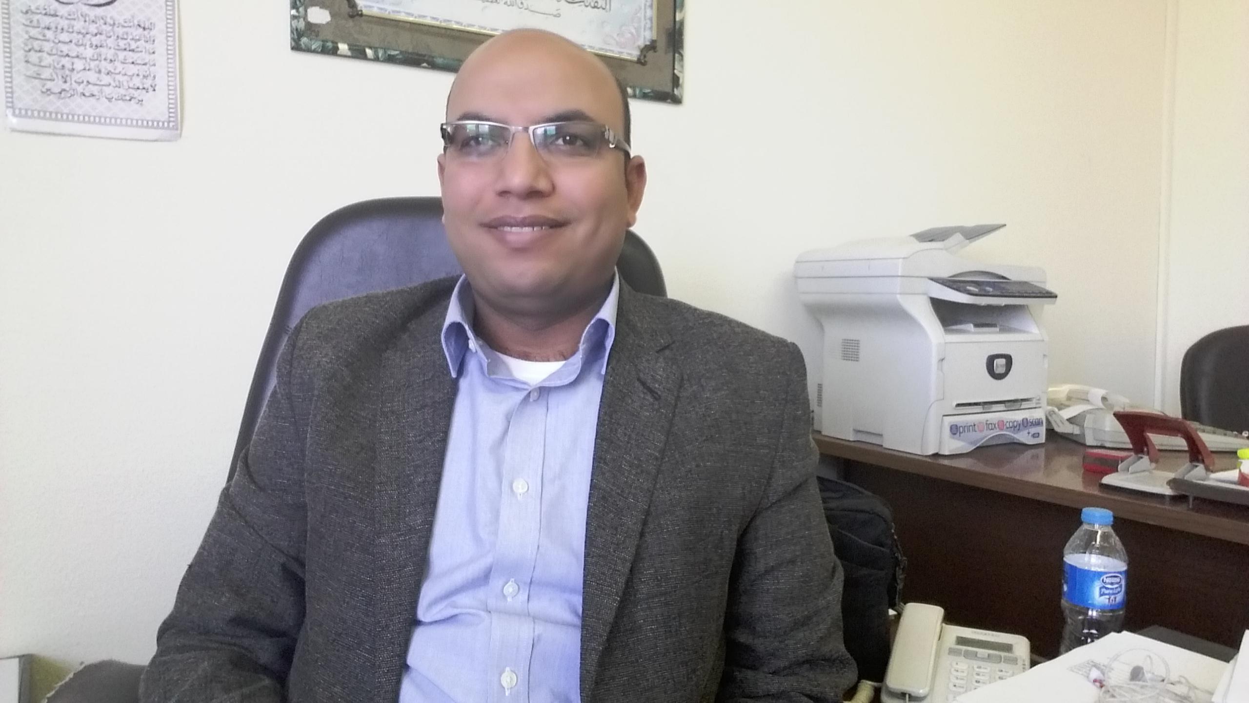 محمد عيد أيوب Headshot