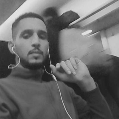 محمد بوحامدي Headshot