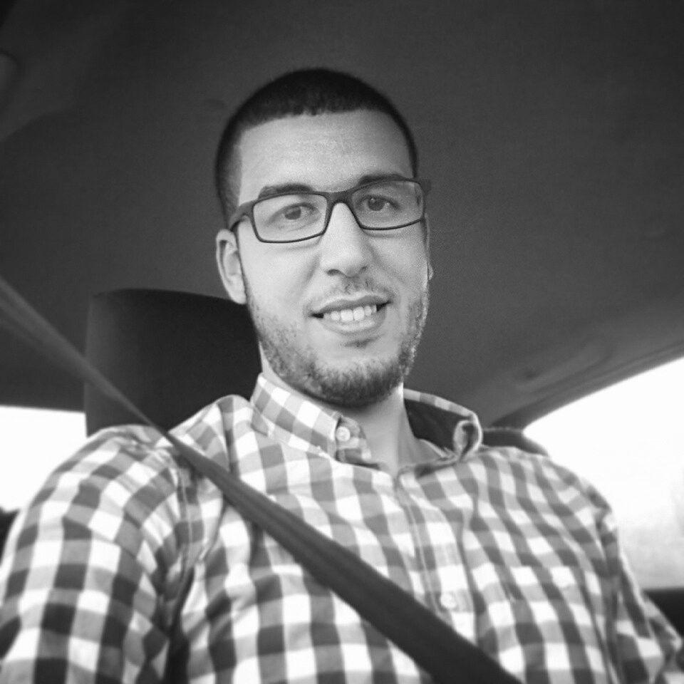 محمد النهيري  Headshot