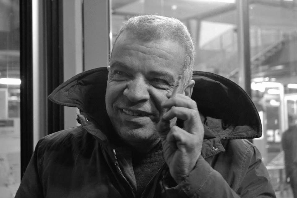 Mohamed Larbi Merhoum Headshot