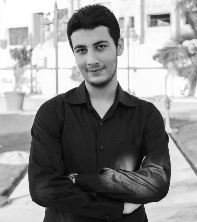 محمد مأمون أبوشوشه Headshot