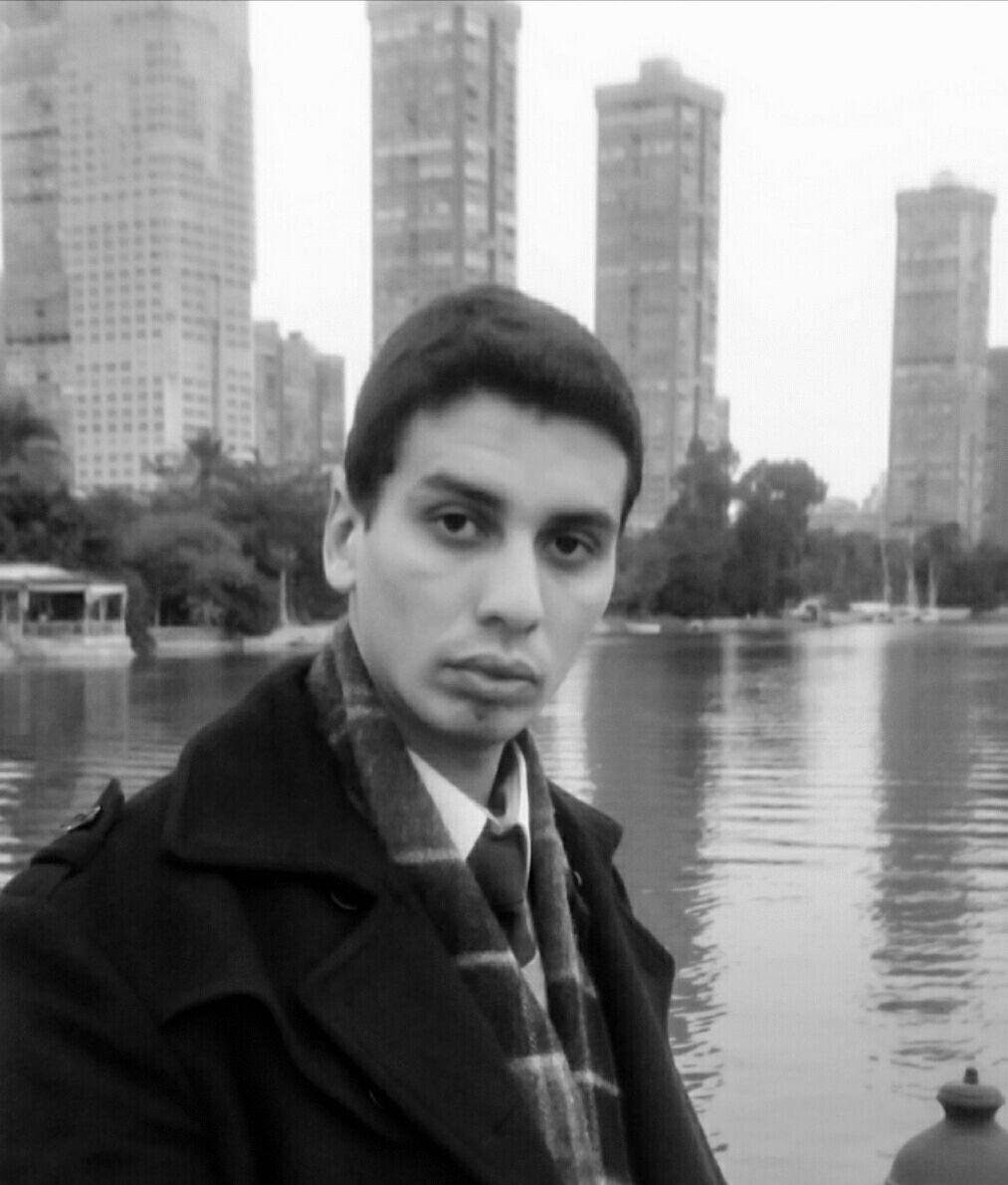 محمد عمر الشريف  Headshot