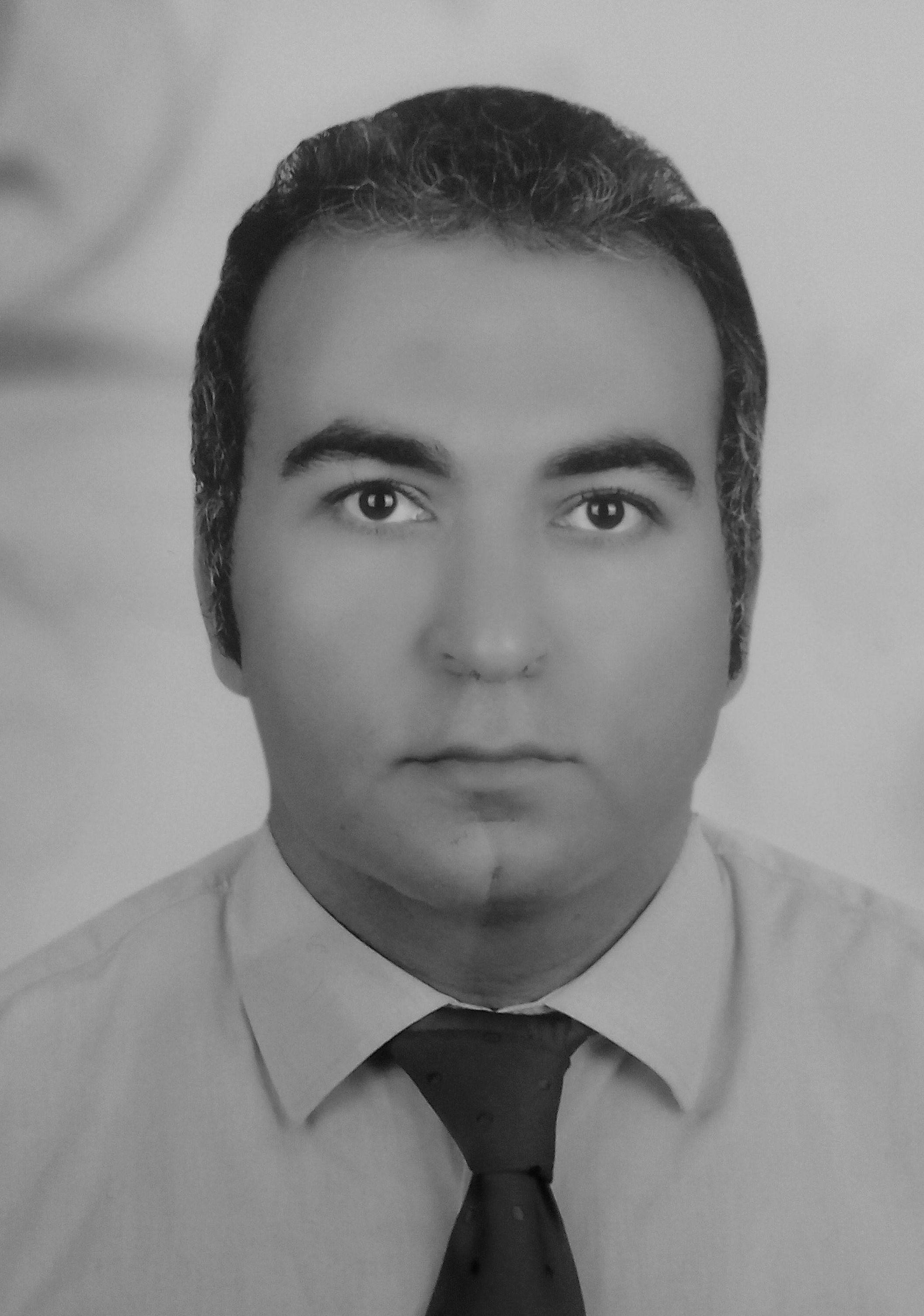 محمد سالم عبادة Headshot