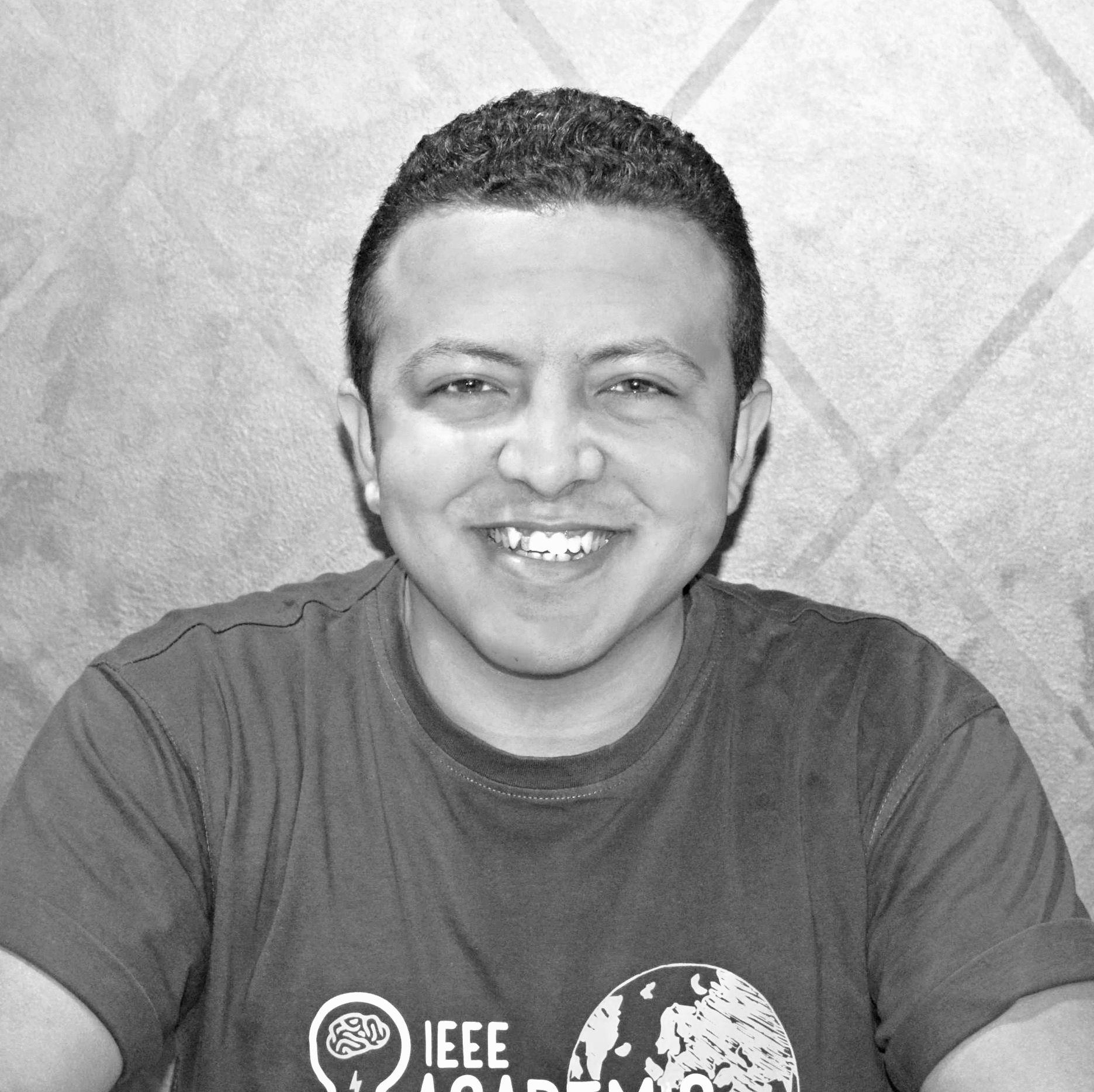 محمد سيد مليجي Headshot