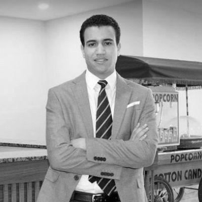 محمد إزدوتن Headshot
