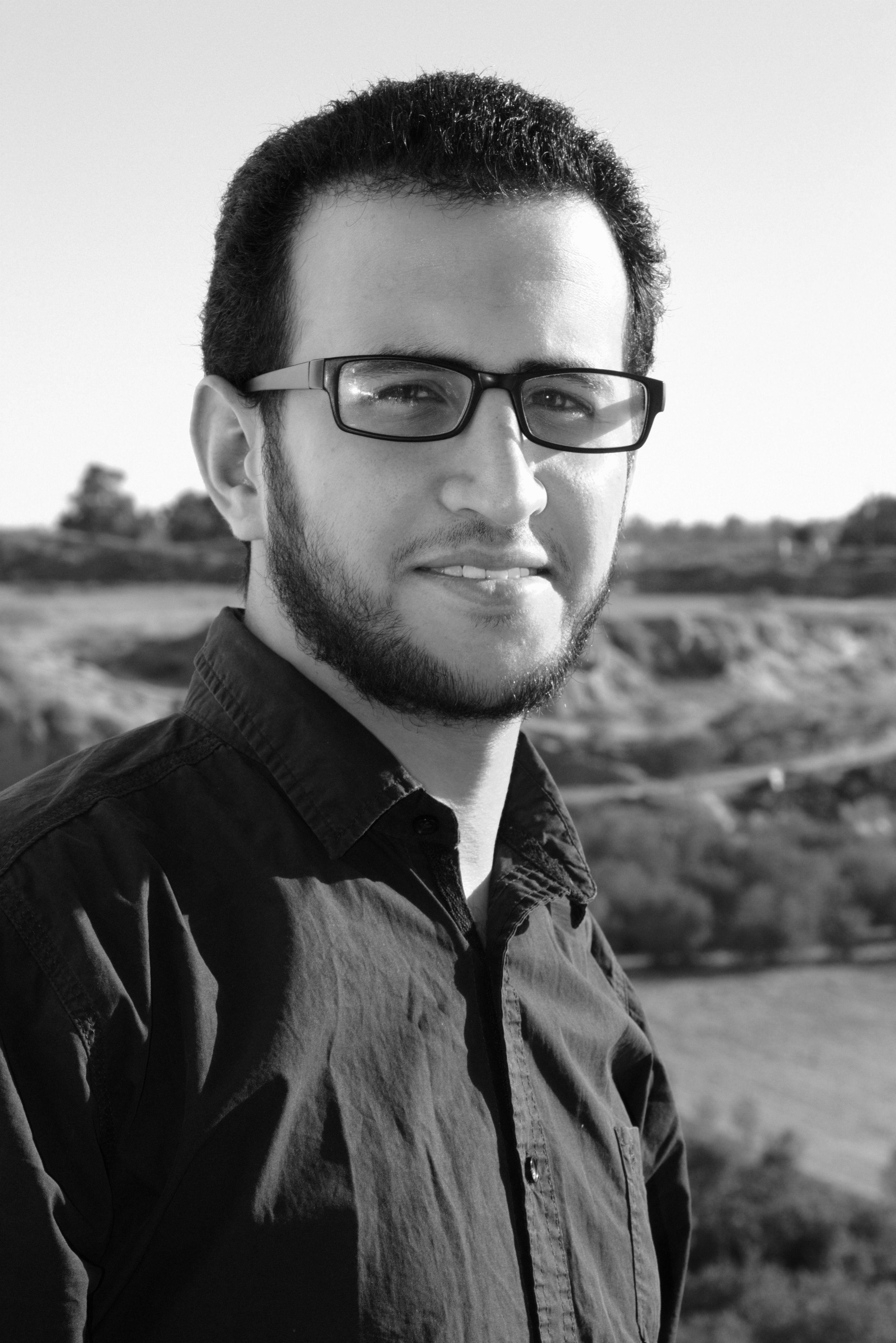 محمد أحمد الزريعي Headshot