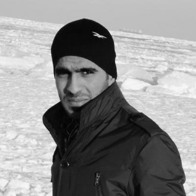 محمد ركاض Headshot