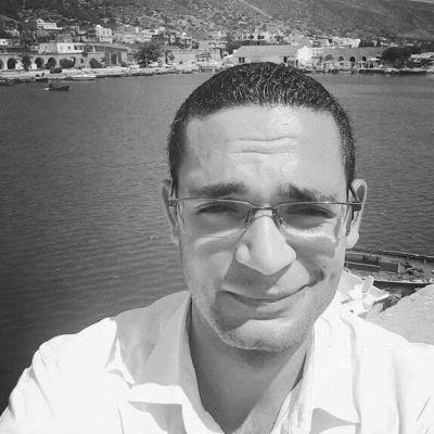 محمد أمين المكشاح Headshot