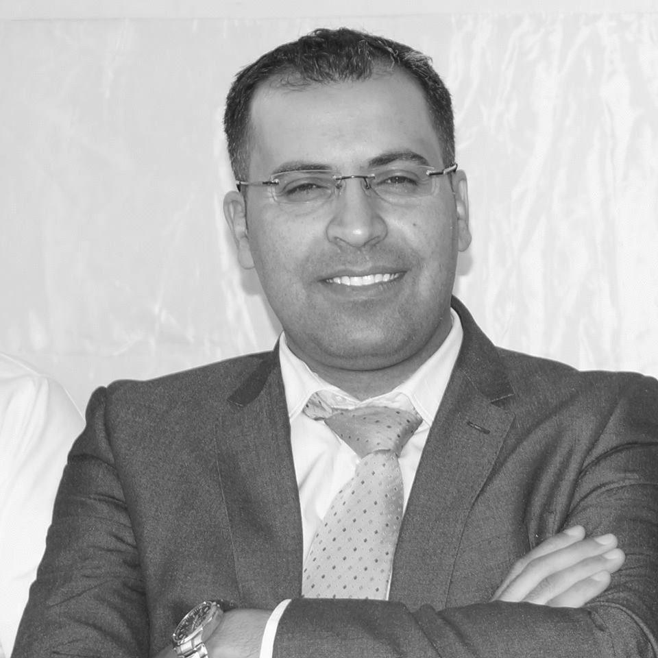 محمد مفلح الحدب Headshot