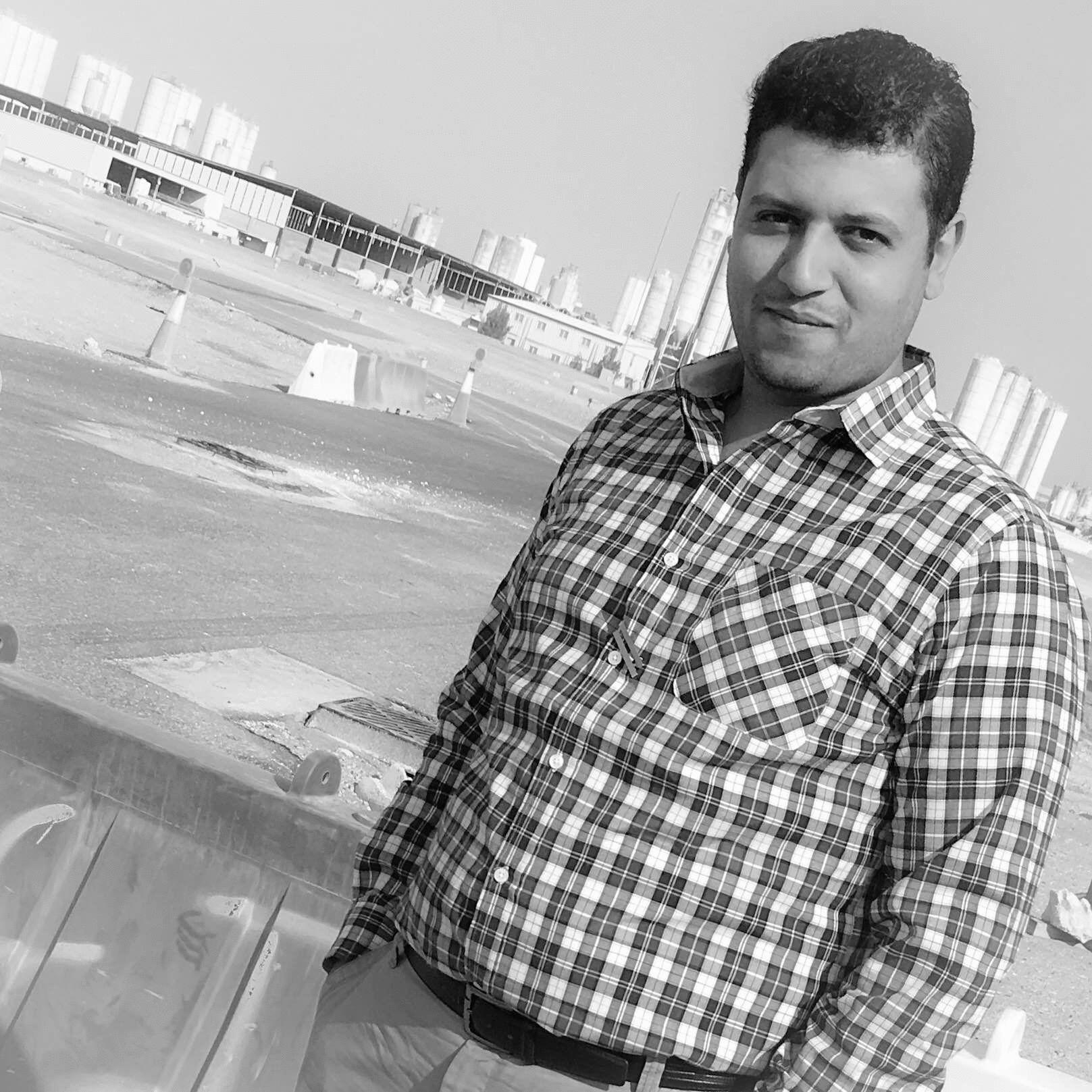 محمد مرحلي  Headshot