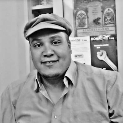 محمد ياسين ديرع Headshot