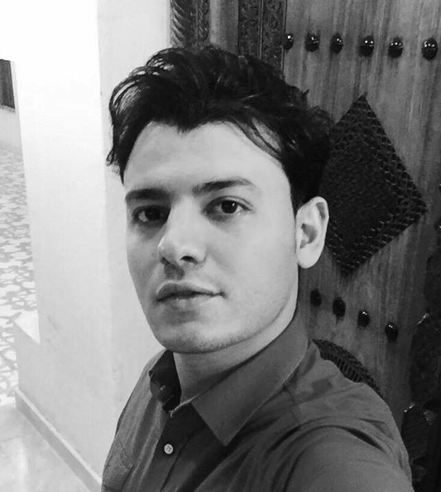 محمد زينوبة Headshot