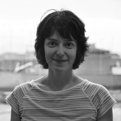 Monica Pasquino Headshot