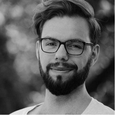 Moritz Heuberger Headshot
