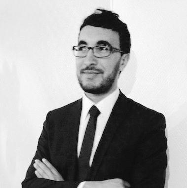 Mourad El Bouanani Headshot